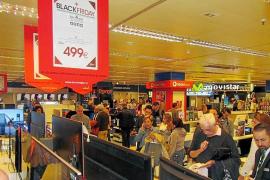 Black Friday fever grips Palma