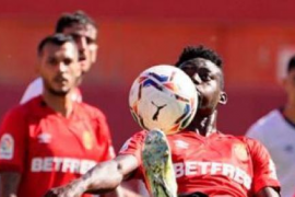 Mallorca lose first game back in LaLiga 2