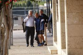 Real Mallorca sack Ferrer