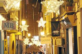 Palma retailers upset at lack of Christmas lights on streets