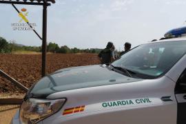 Arrest of fake Guardia Civil officers