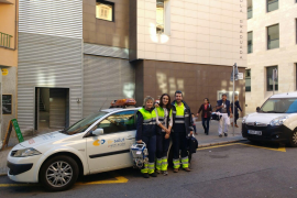 Second rapid intervention health unit for Palma