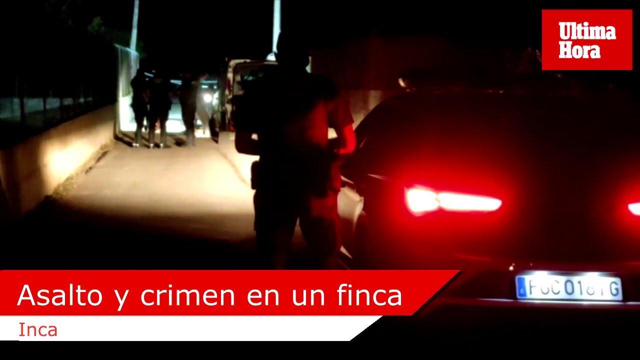 Alleged robbery & murder in Camí de Can Boqueta