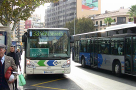 Palma bus strike is called off