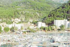 Madrid asked for vast marine reserve off Soller