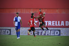 Dani's late strike gets Mallorca out of jail