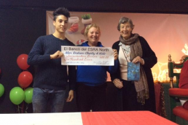 ESRA support for the Allen Graham Charity