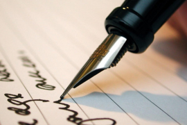 The art of writing – A dying skill?