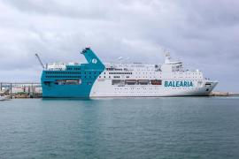 Baleària pet-friendly cabins for all ferries