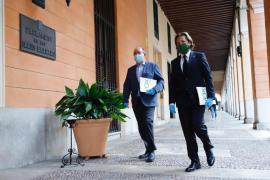 Balearic parliament clash over migrants