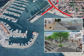 Puerto Alcudia remodelling work to start on Monday