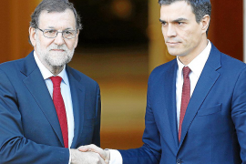 Spain's socialists reject a pact with the ruling PP