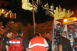 Emergency incidents in Majorca on Christmas Eve night