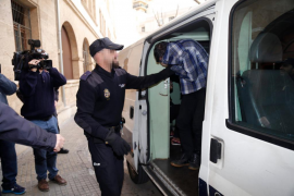 Palma murder suspect in jail on remand