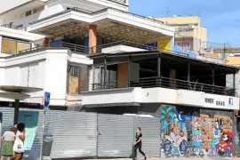 Plaza Gomila gets a facelift