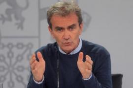 Dr Fernando Simón urges limited mobility