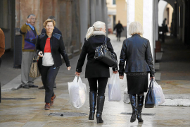 Balearic retail sales soared in November