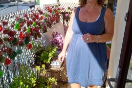 Balcony gardening with Nicky Bowdidge