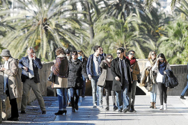 Palma featuring strongly for New Year tourism