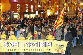 Call for Barceló to resign following independence march