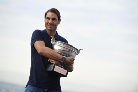 Spanish government awards top honour to Rafael Nadal