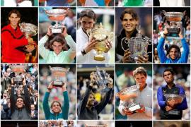 Rafa's Roland Garros record the best in sport, says Murray