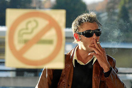 Revival of inspections to enforce the smoking ban
