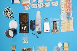 Arrests break up Palma drugs gang