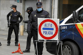 Twenty per cent of Mallorca lockdown fines have been paid