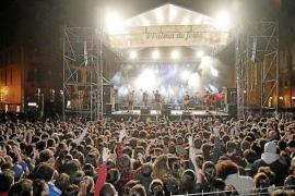 Sant Sebastià celebrations in Palma