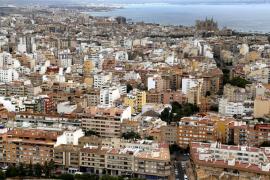 Sant Jaume is Palma's wealthiest district