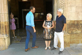 Palma's mayor has had over 130 appointments with members of the public