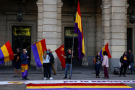Spanish republicans take to streets to call for prosecution of former king