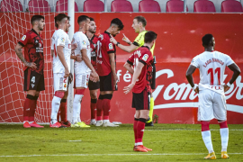 Ten-man Mallorca happy with 0-0 draw