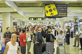 Record number of passengers at Palma in 2015