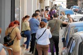 Mallorca Social Services saturated