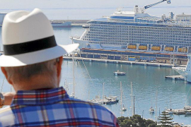 Balearics is the second busiest cruise destination