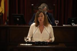 Balearic President Francina Armengol