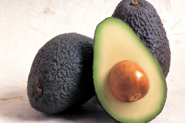 Avocados are rich in protein, vitamins A and B, potassium and folic acid
