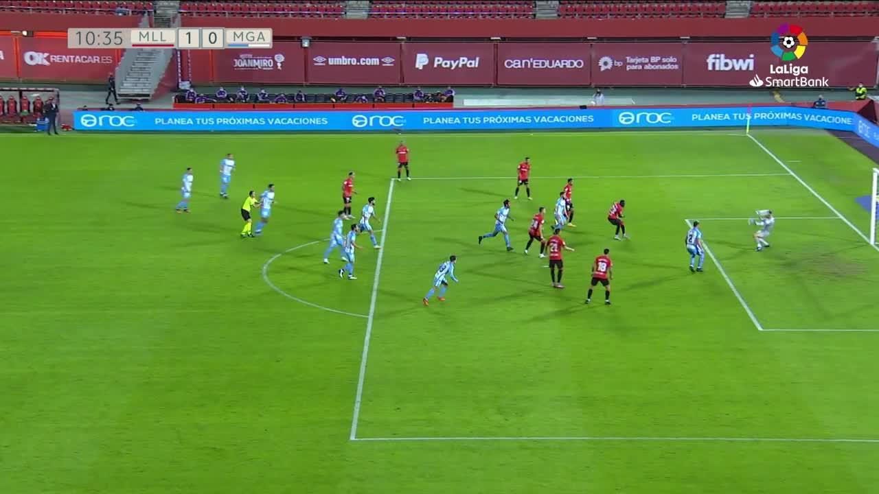 Mallorca impress in beating Malaga