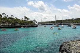 Anchors Aweigh in Mallorca
