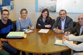 Calvia signs new deal on animal protection