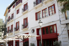 More boutique hotels in Palma than other European cities