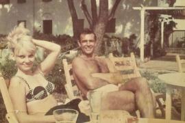 Sean Connery in Mallorca, 1963
