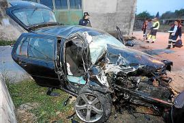 22-year-old killed in car crash