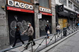 Spanish unemployment rises in October as second wave of COVID-19 bites