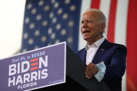 Victory on the horizon for Joe Biden