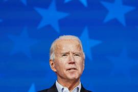 Joe Biden, the 46th president of the USA