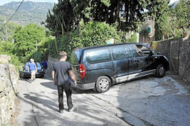 Chaos in the Serra de Tramuntana
