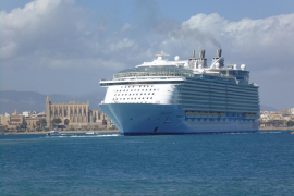 Call to reactivate cruise tourism in the Balearics